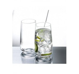 Nova Set 4 Bicchieri alti cocktail 350 ml